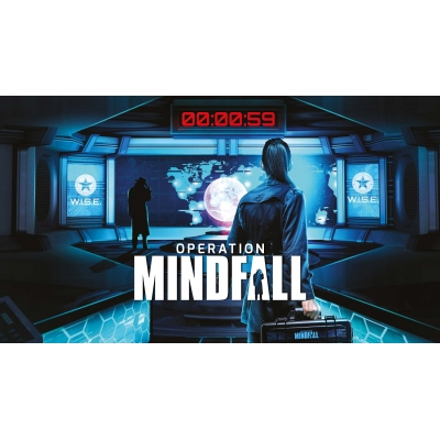 Operation Mindfall next level escape room