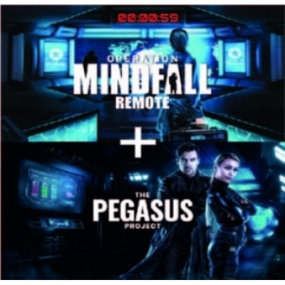 Operation Mindfall + Poject Pegasus combi deal