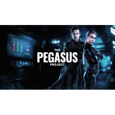 Project pegasus next level escape room