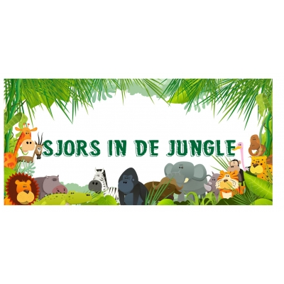 """Sjors in de jungle"" escape game voor kinderen"