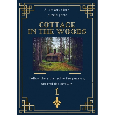 "Escape e-book ""Cottage in the Woods"""